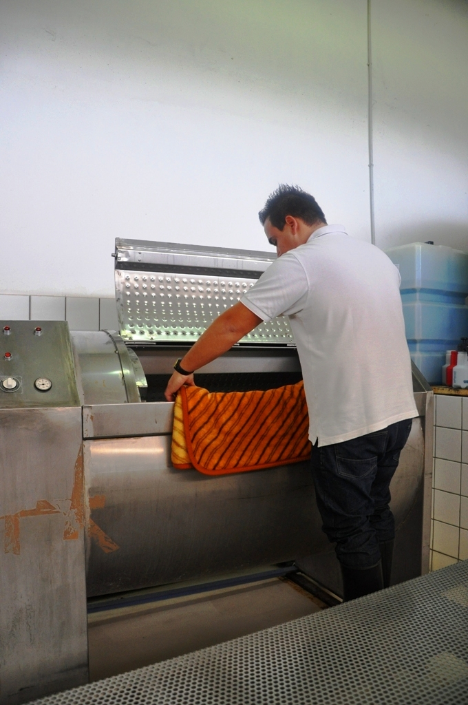 Ατομικό Πλυντήριο Κουβερτών