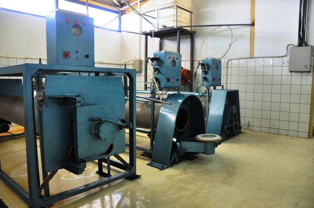 Φυγοκεντρικά Μηχανήματα (1)